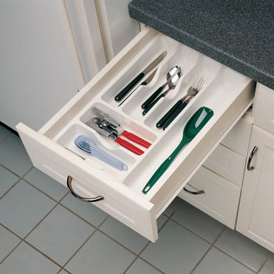 Rev-A-Shelf Cutlery Organizer for Drawers Medium Small