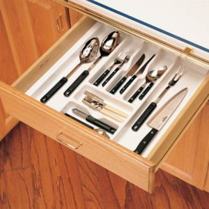 Rev-A-Shelf Cutlery Organizer for Drawers Large