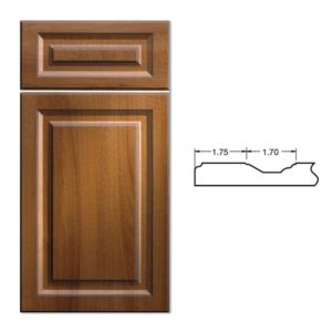 3D Laminate Breckenridge Door