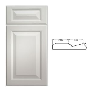 3D Laminate Wellington Door