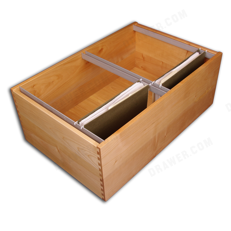 Double Letter File Drawer
