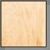 Natural Hard Maple Wood Species Sample