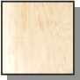 Premium Hard Maple Wood Species Sample