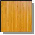 Amber Color/Carbonized Vertical Grain Bamboo Color Sample