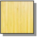 Natural Color Vertical Grain Bamboo Color Sample