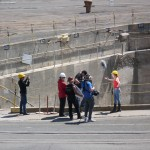 Mythbusters film on Mare Island