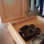 Stonehill Woodcraft Shoe Drawer is Customer Project of the Month Winner!!